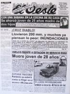 Tapa diario 14 de Marzo